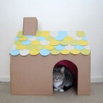 おしゃれなキャットタワーとダンボールDIY!猫と共存するインテリア