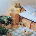 狭い部屋を広く!ベッドやソファーが鍵?収納力を保ちながらおしゃれになるアレンジは?