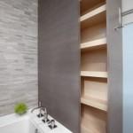 洗面所のインテリア!狭くてもDIY棚でおしゃれになる?タオルなどのおすすめ収納法!