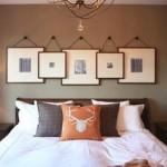 写真のレイアウトで壁がおしゃれなインテリアに!写真立てや額縁の効果的な飾り方