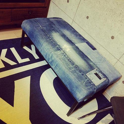 ソファーの張り替えDIY