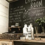 100均でも買える黒板塗料DIY!塗り方やインテリアの実例13例