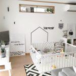 赤ちゃんの部屋のインテリア実例21例!安全で快適な部屋とは?