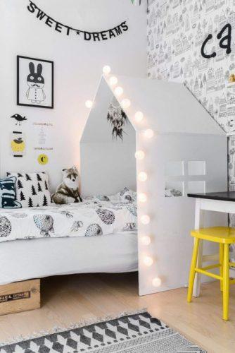赤ちゃんの部屋のインテリア実例