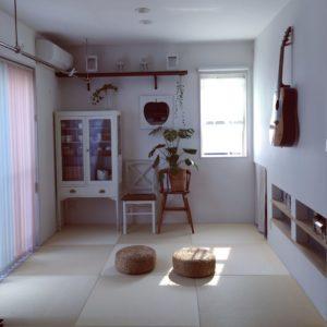 洋室×和室のおしゃれなインテリア