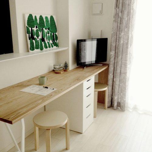 1Rのデザインハウスストックホルム/DESIGN HOUSE STOCKHOLM/ファブリックパネル…などについてのインテリア実例を紹介。