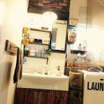 洗面所の収納は100均を活用!壁収納でおしゃれにすっきりさせよう!