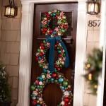 玄関リースの飾り方やかけ方の実例9選!風水的にはOK?リースを飾る意味とは?