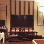 「ディアウォール」でテレビ台や棚をDIY!地震や強度、配線は大丈夫?