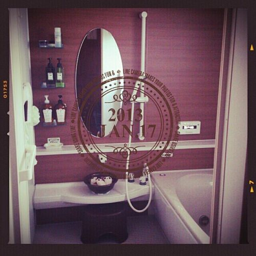 バスルームのおしゃれなインテリア実例