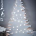 クリスマスの壁の飾り付けがおしゃれ!狭くても手作りや海外風で素敵に