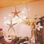 LED電飾でクリスマスを飾ろう!室内・ツリーなどの飾りつけ実例6選