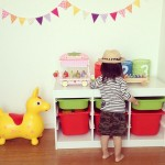 IKEAを使った子ども部屋の実例は?収納やラグ・マット・机で可愛いインテリア