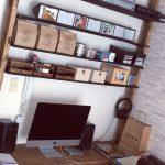 机上の収納やラックのおすすめは?DIYや100均の実例は?