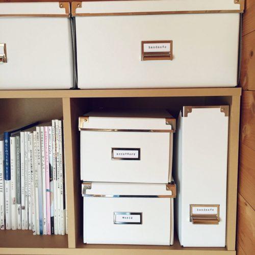 女性で、1LDKの手芸用品収納/箱がいっぱい/布 収納/IKEA 箱/箱が好き/無印良品…などについてのインテリア実例を紹介。