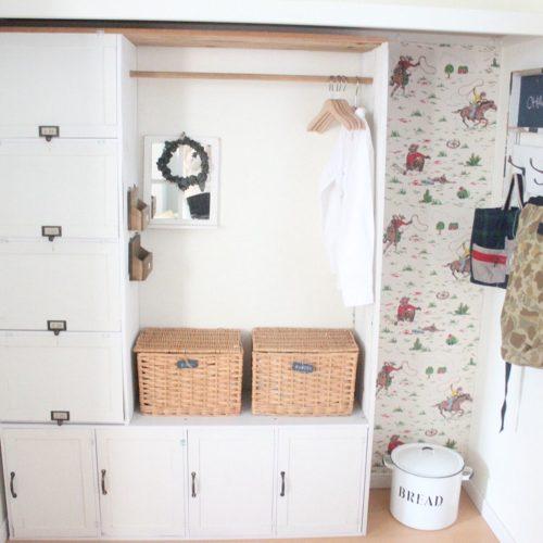 子ども部屋のすごい収納アイデア