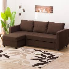 カウチソファ・ベッド兼用ソファベッド