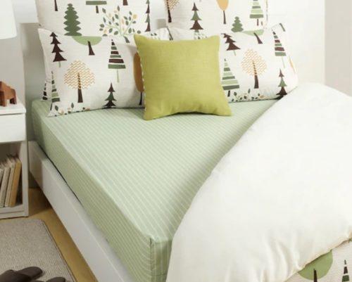 ニトリのベッドパッドやマット・シーツ