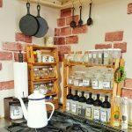 キッチン収納は100均のセリアでおしゃれになる!実例画像集