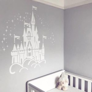 ディズニー部屋 壁紙