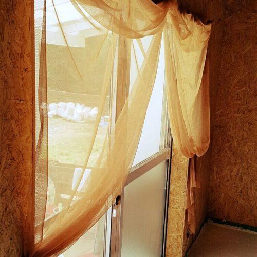 女性で、4DKのDIY/床 白 /日本家屋/カントリー/アメリカンビンテージ/和室…などについてのインテリア実例を紹介。