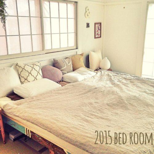 女性で、Otherの和室です実は/手作りベッド/RC千葉支部/ベッド周りについてのインテリア実例を紹介。