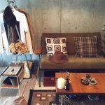 大学生男子のおしゃれな一人暮らし部屋!ワンルームコーディネート実例