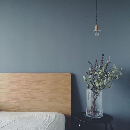 女性で、4LDKのIKEA/ベッドサイドテーブル/シンコールカーテン/ベッドガード/ニトリ照明…などについてのインテリア実例を紹介。