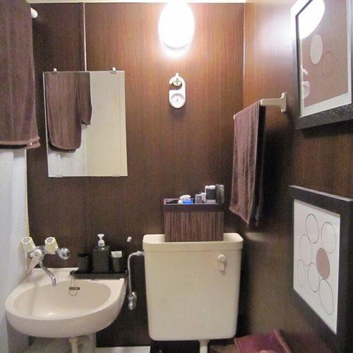 また、洗面所やトイレは清潔にしておくこと、またカビが生えないようにすることが大事な場所です。  カビのためには換気も大事なことです。また清潔に掃除をすることが一番ば場所