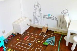 狭い部屋でも赤ちゃんスペースを作るアイデア