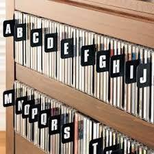 CDはおしゃれに飾りたい!棚を使ったアイデア収納