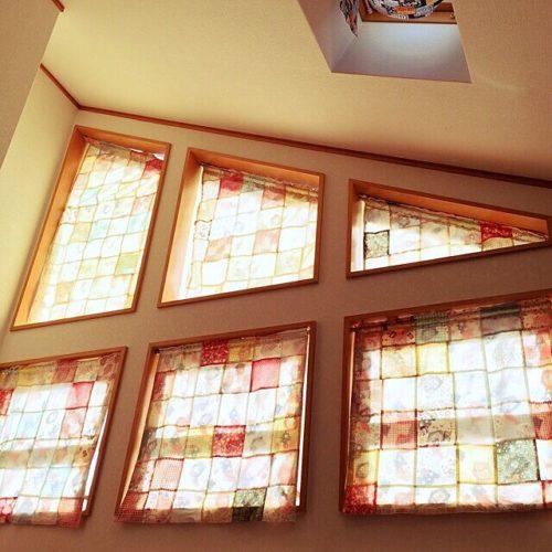 付け方アイデア変形窓
