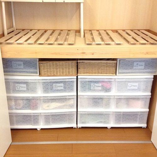 Storage case translucent and stylish&convenient!