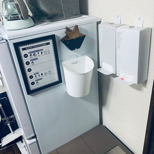 キッチンゴミ箱収納場所浮かす02
