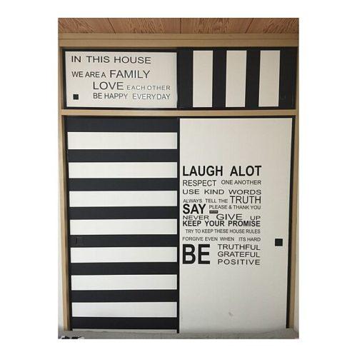 マスキングテープ壁紙リメイクアイデア襖