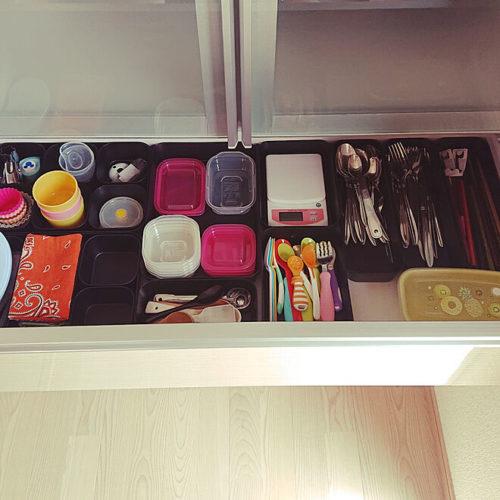 100均食器収納アイデアカトラリーケース02
