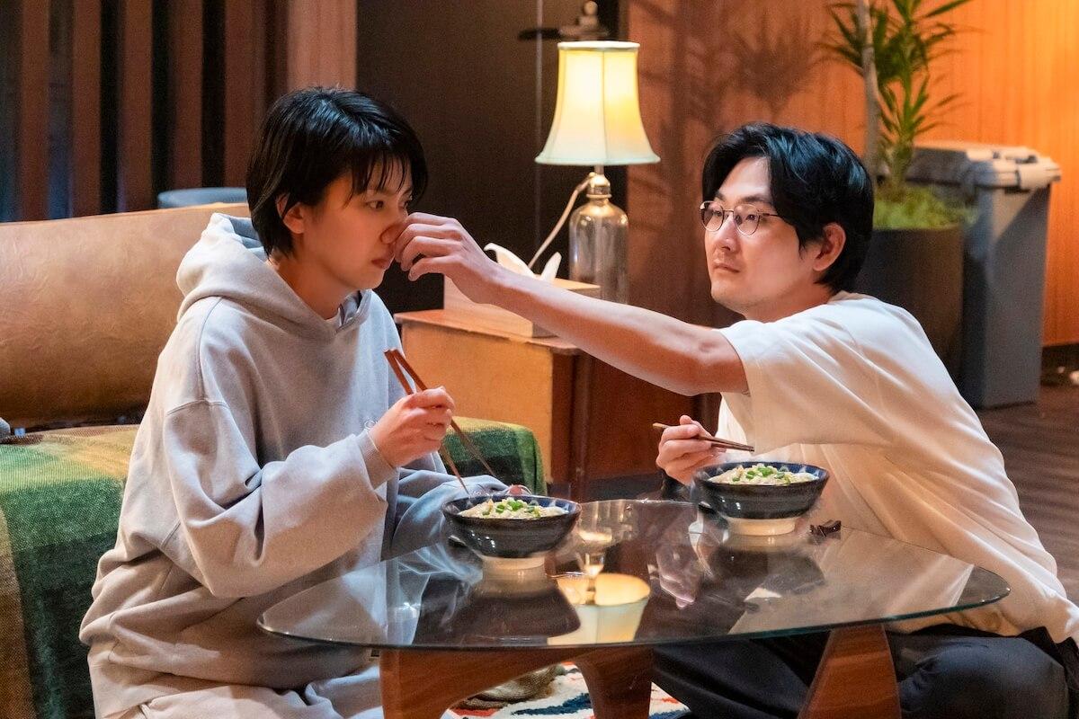 大豆田とわ子1番目の夫・田中八作の家のリビングにあったローテーブル