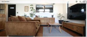 トラックファニチャーに似た雑貨店hiro furniture